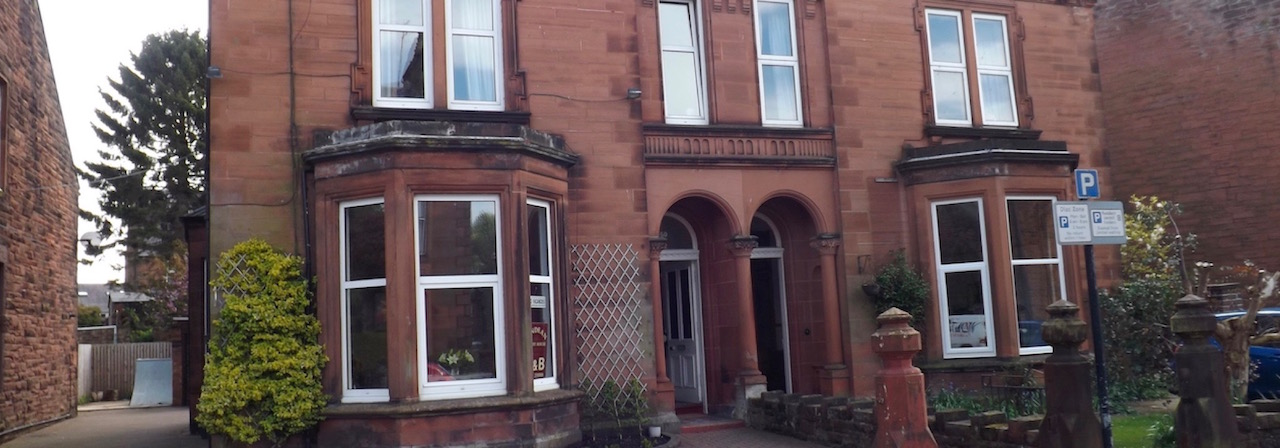 Guest Rooms at Lindean Guest House Dumfries