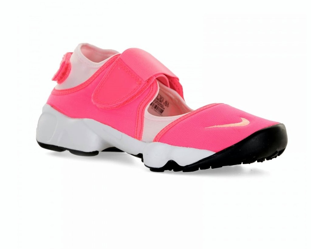 Nike Air Rift Racing Pink-Orange-White