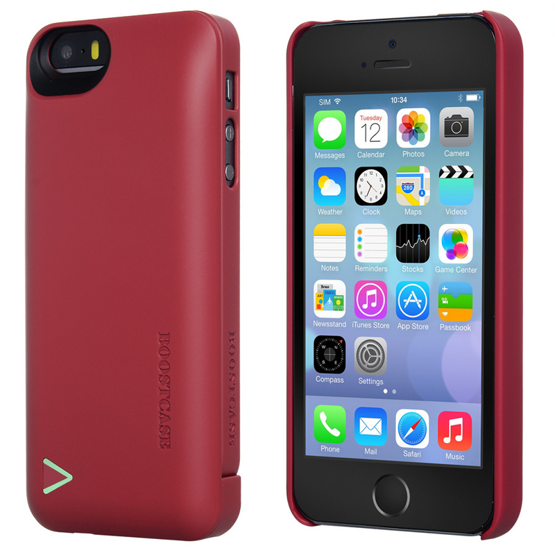 iPhone 5 / 5S / 5SE - Boostcase 2200mAh