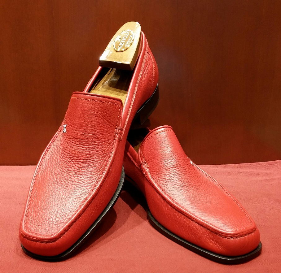 Loafer Model 563 Red Deer