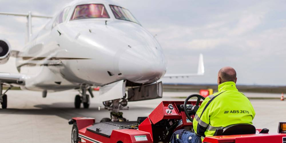 ABS Jets first FBO in Europe to gain IS-BAH Stage 3