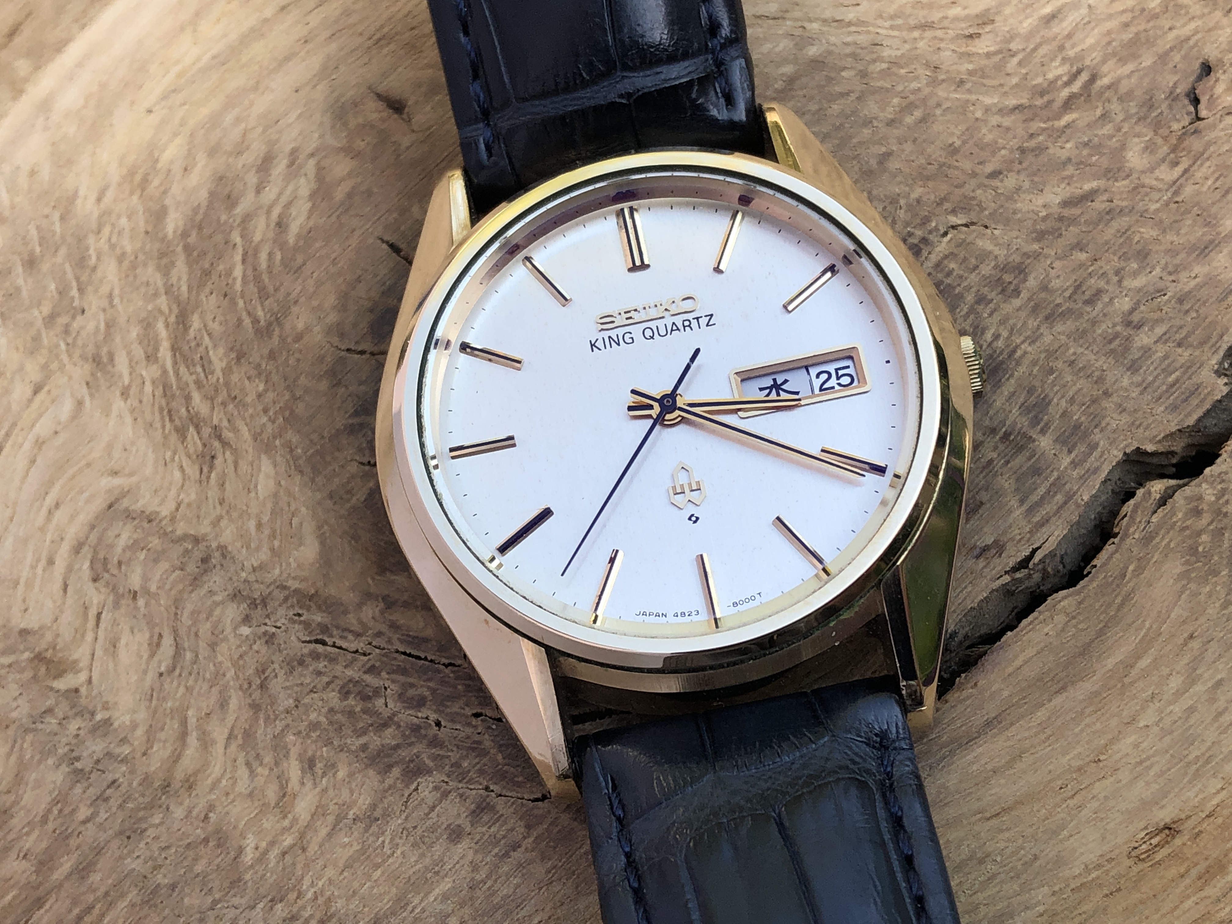 Seiko King Quartz 4823-8000 CG (Sold)
