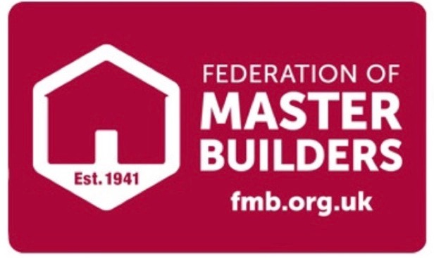 M Gaffney and Sons are proud members of the Federation of Master Builders