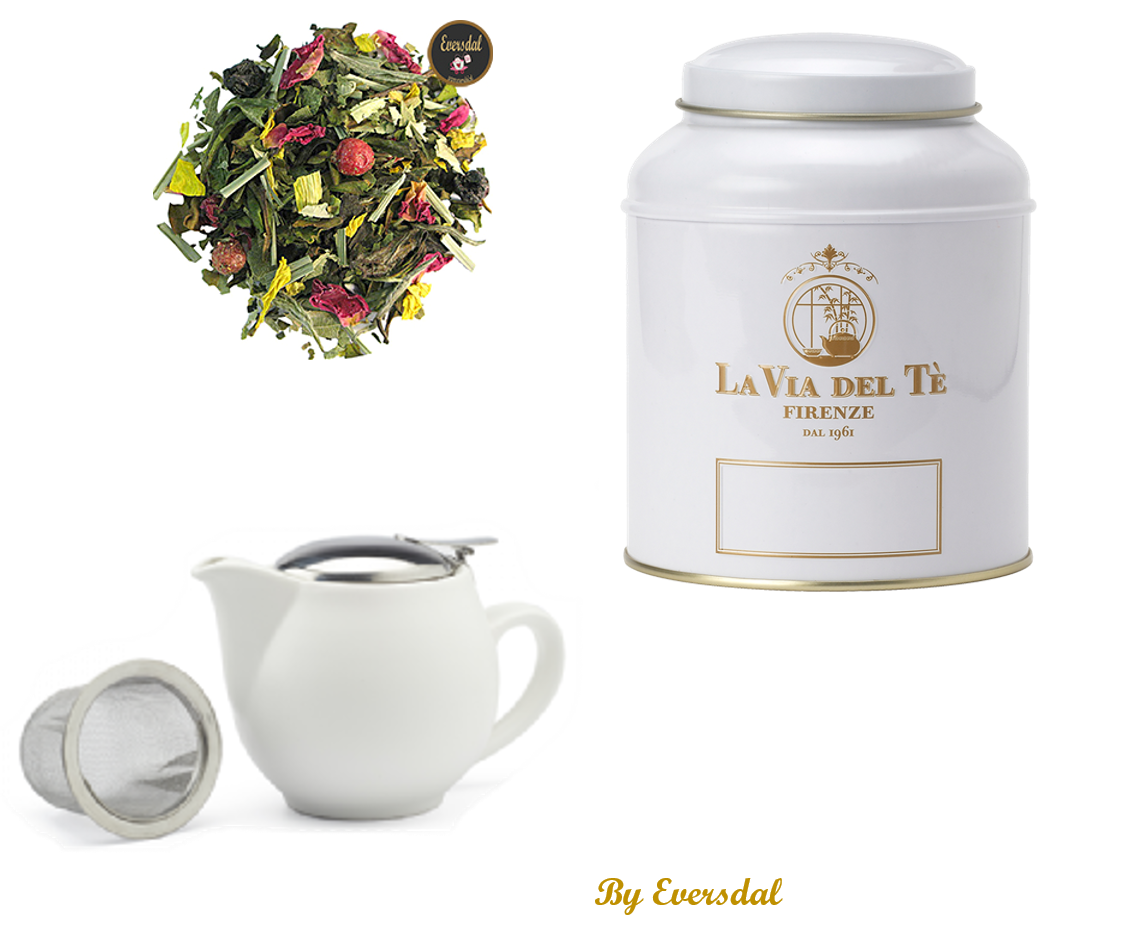 Tea for You in white