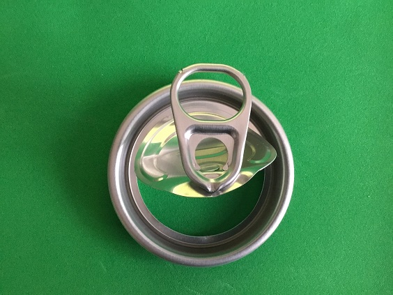 Full Aperture Lids 202 ISE/CDL Ends for 53mm Aluminium Beer Drinks Cans