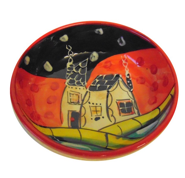 Shallow Bowl from the Picasso range