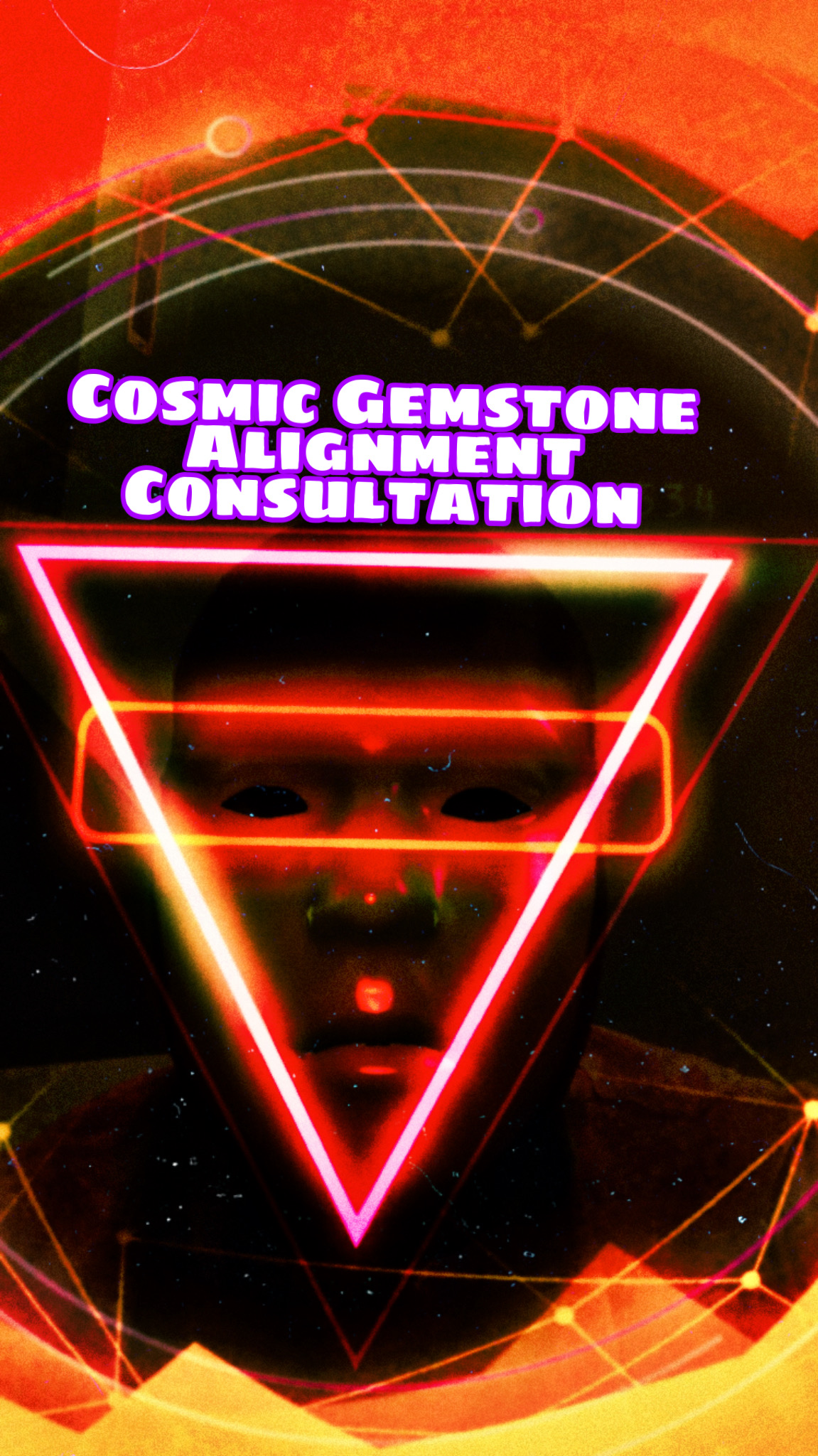 Cosmic gemstone alignment consultation