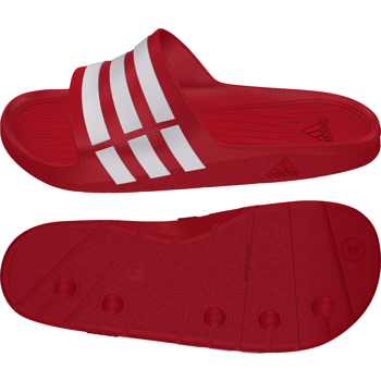 Adidas Duramo Slider Red-White