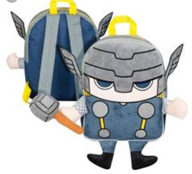 Marvel Thor Plush Backpack