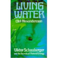 Living Water book cover pic