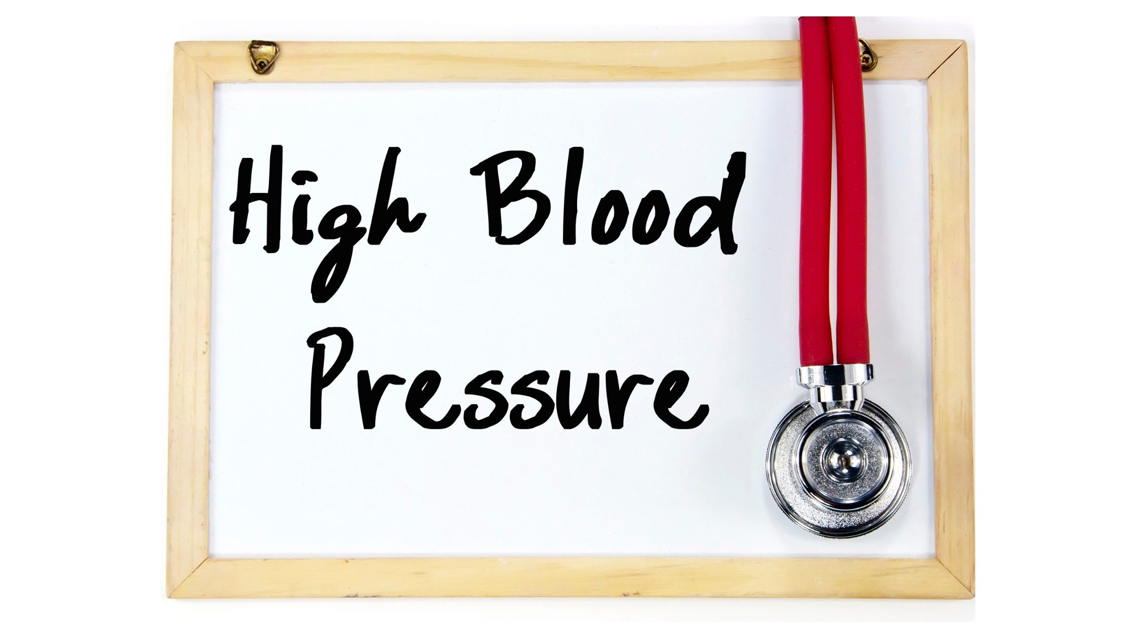 High Blood Pressure & Diet