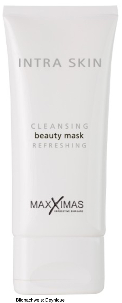 Intra Skin Beauty Mask cleansing