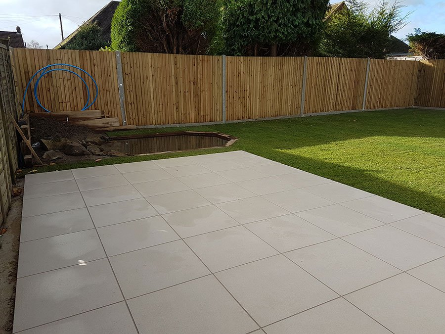 Best patio builders Windsor, Berkshire