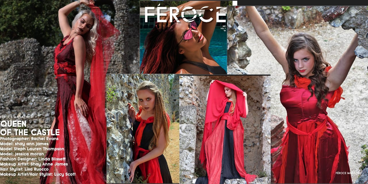 Feroce Magazine Publication