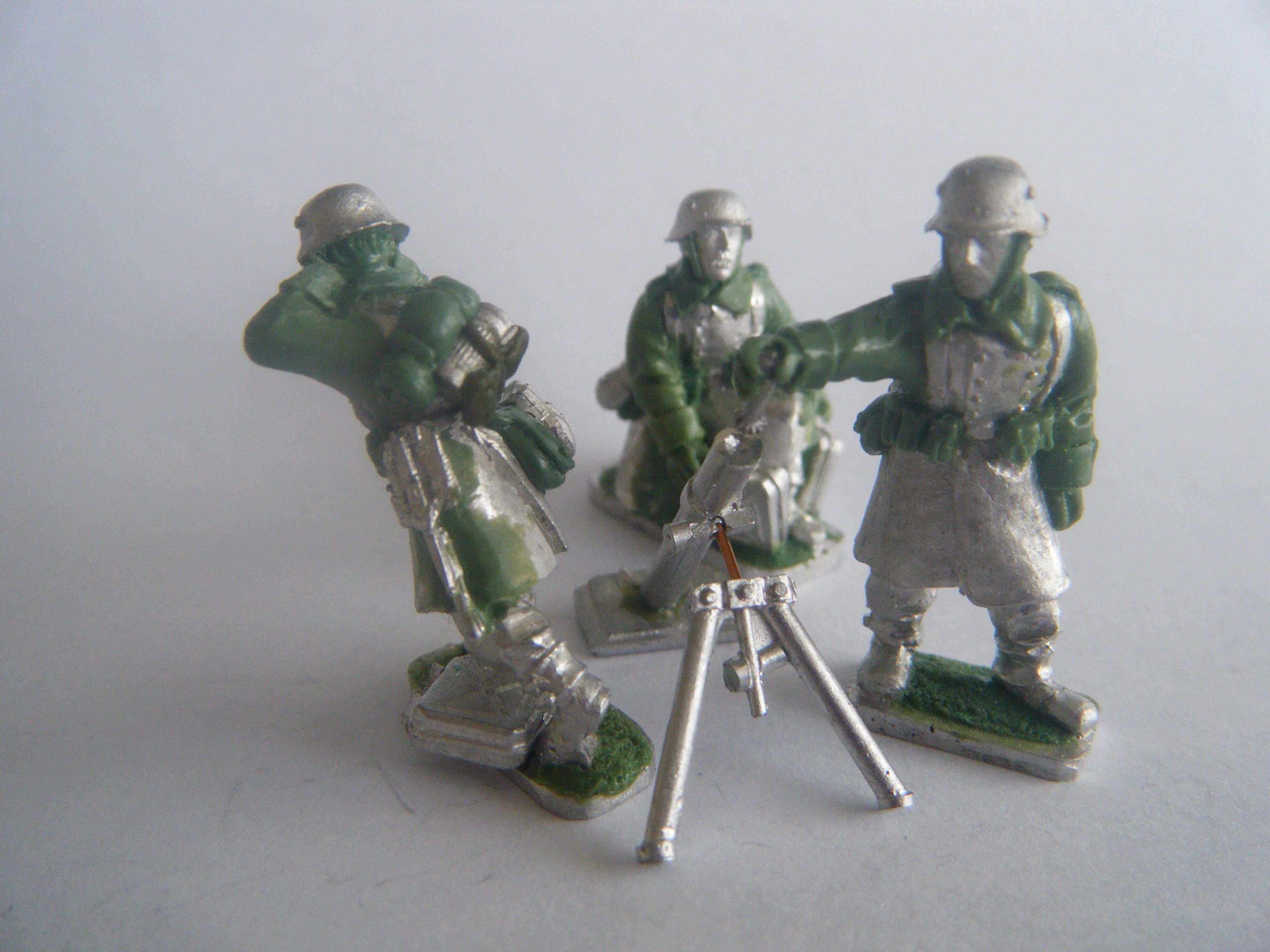 Volksgrenadiers Support Weapon Pre Order