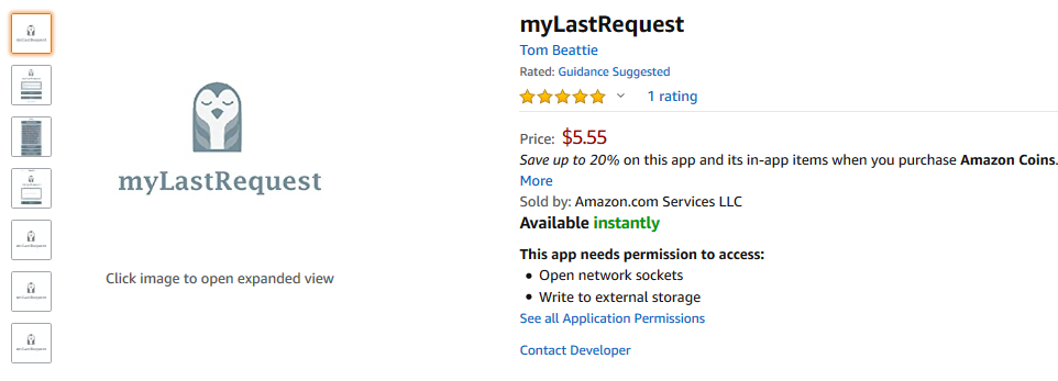 Screenshot_2020-05-01 Amazon com myLastRequest Appstore for Android1png