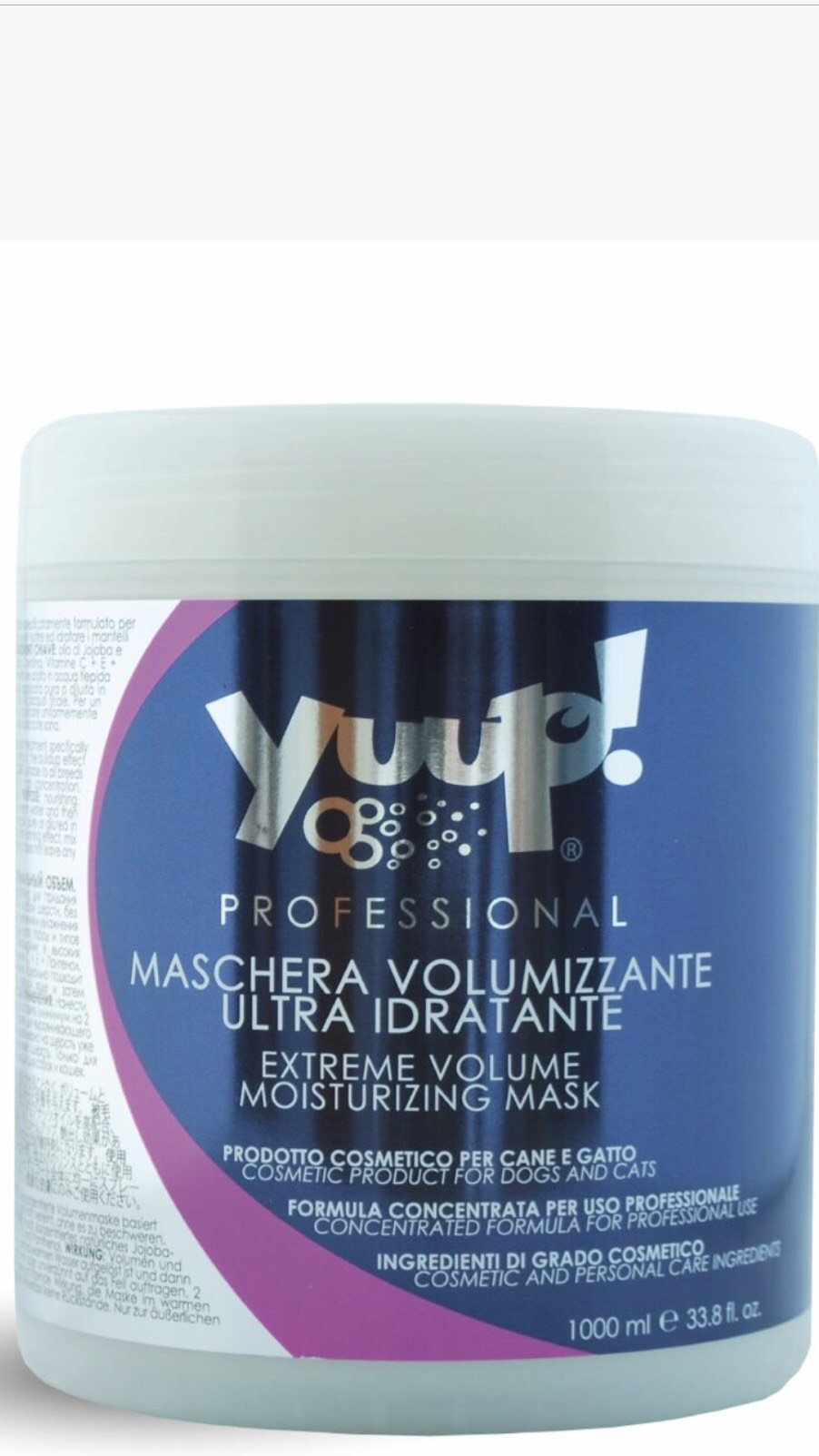 Extreme Volume and Moisturising Mask