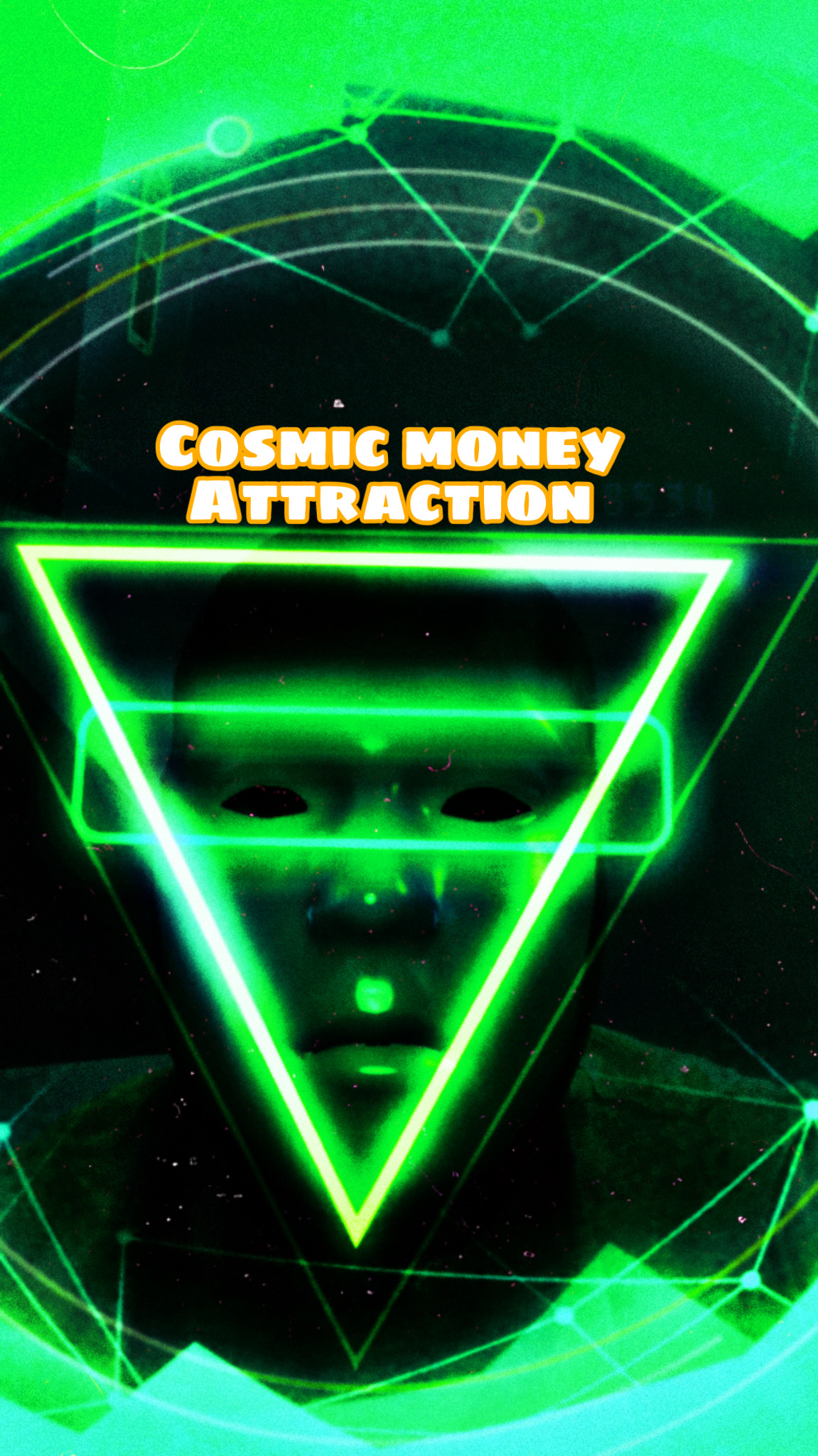 Cosmic money attraction
