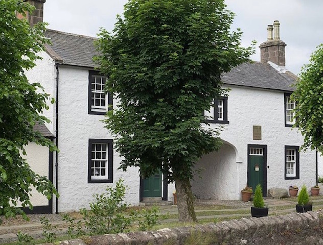Thomas Carlyle's Birthplace, Ecclefechan, Dumfries and Galloway