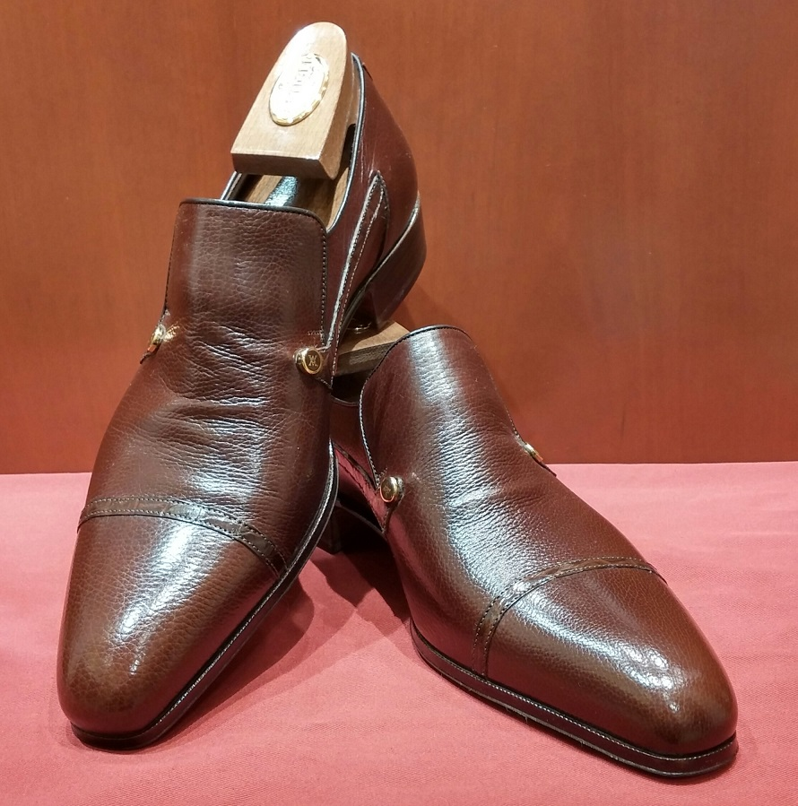 Slip-on Model 06M849 Brown