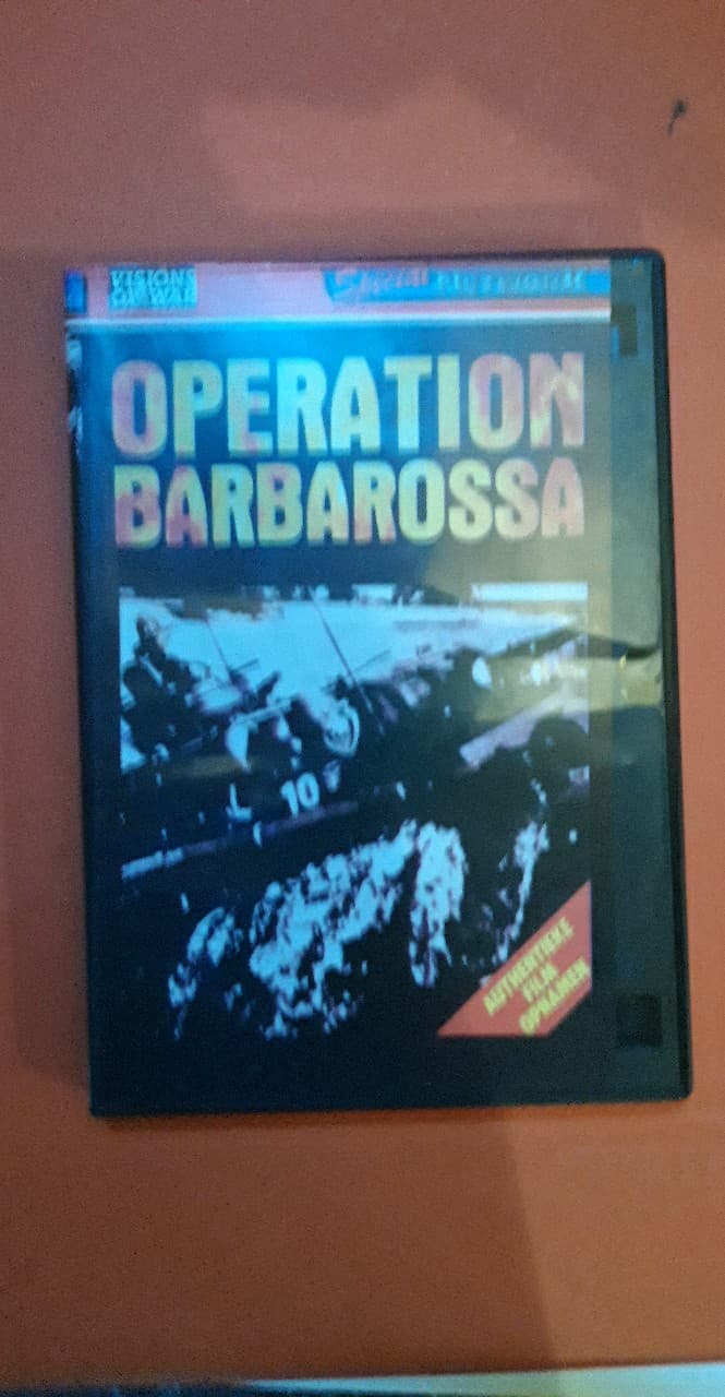 DVD operation Barbarossa