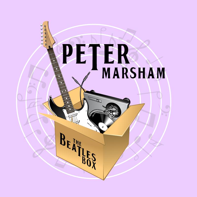 Beatles Box show logopng