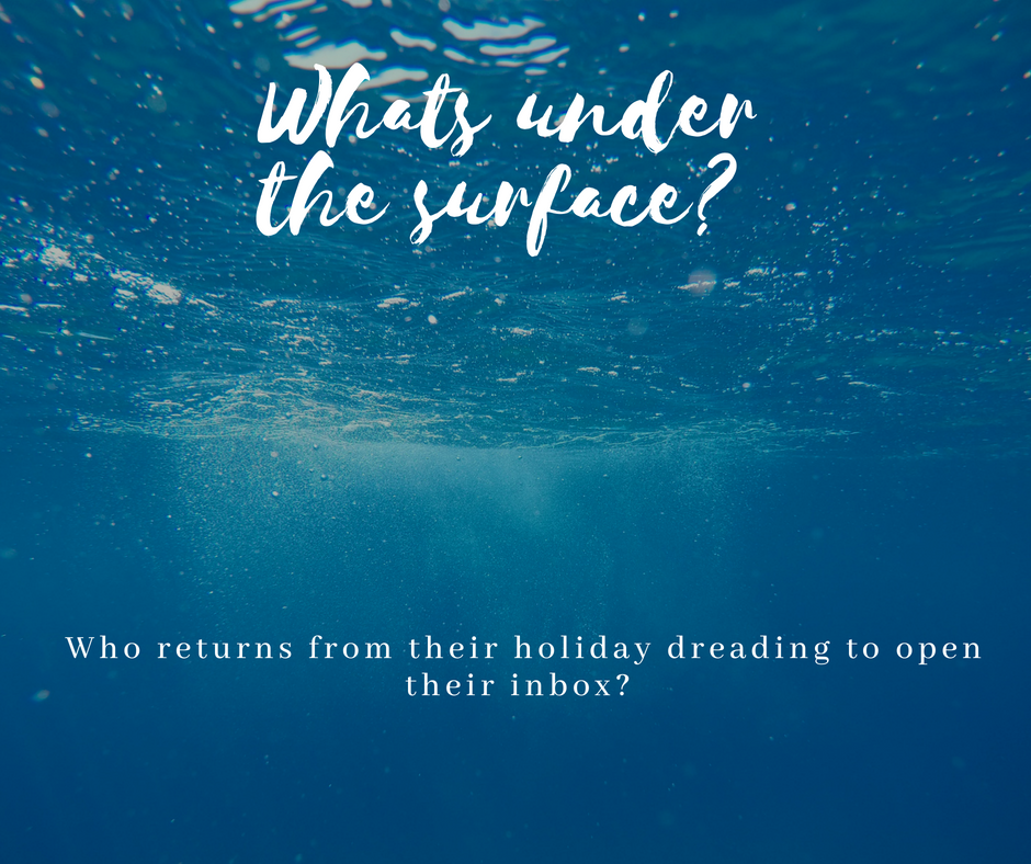 Whats under the surface?