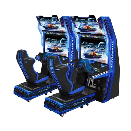 "Racing game ""Storm racer"""