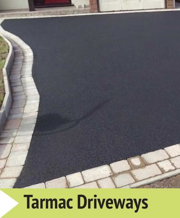 Tarmac driveway specialists Sutton Coldfield