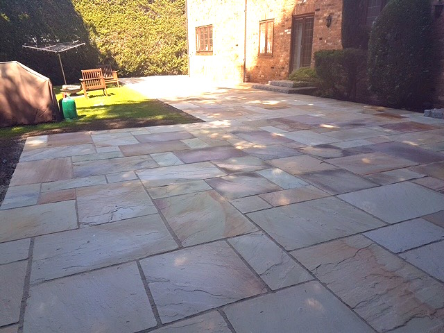 Recommended patio builders Ascot, Berkshire