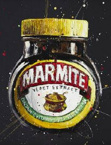 Marmite Paul Oz Limited Edition