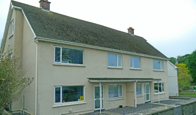 2 & 4 Felindre, Waunfawr (Two flats available)