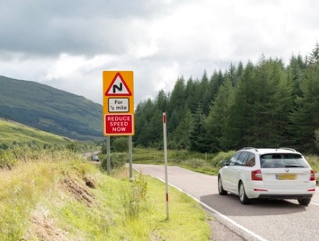 Distances and drive times to Mossband Residential Park near Dumfries