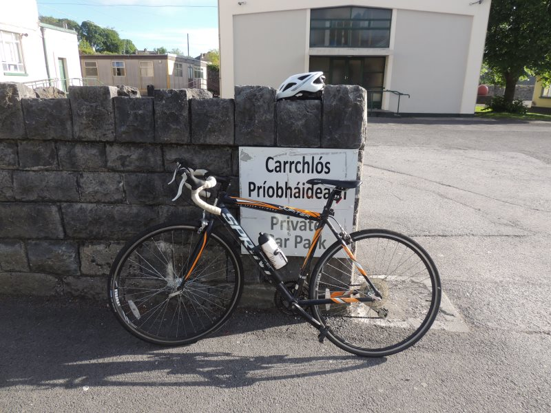 Thoughts on what the Clare 250 Mile Cycle has been about but is this the end?