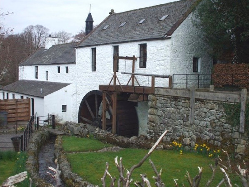 New Abbey Cornmill, Dumfries and Galloway