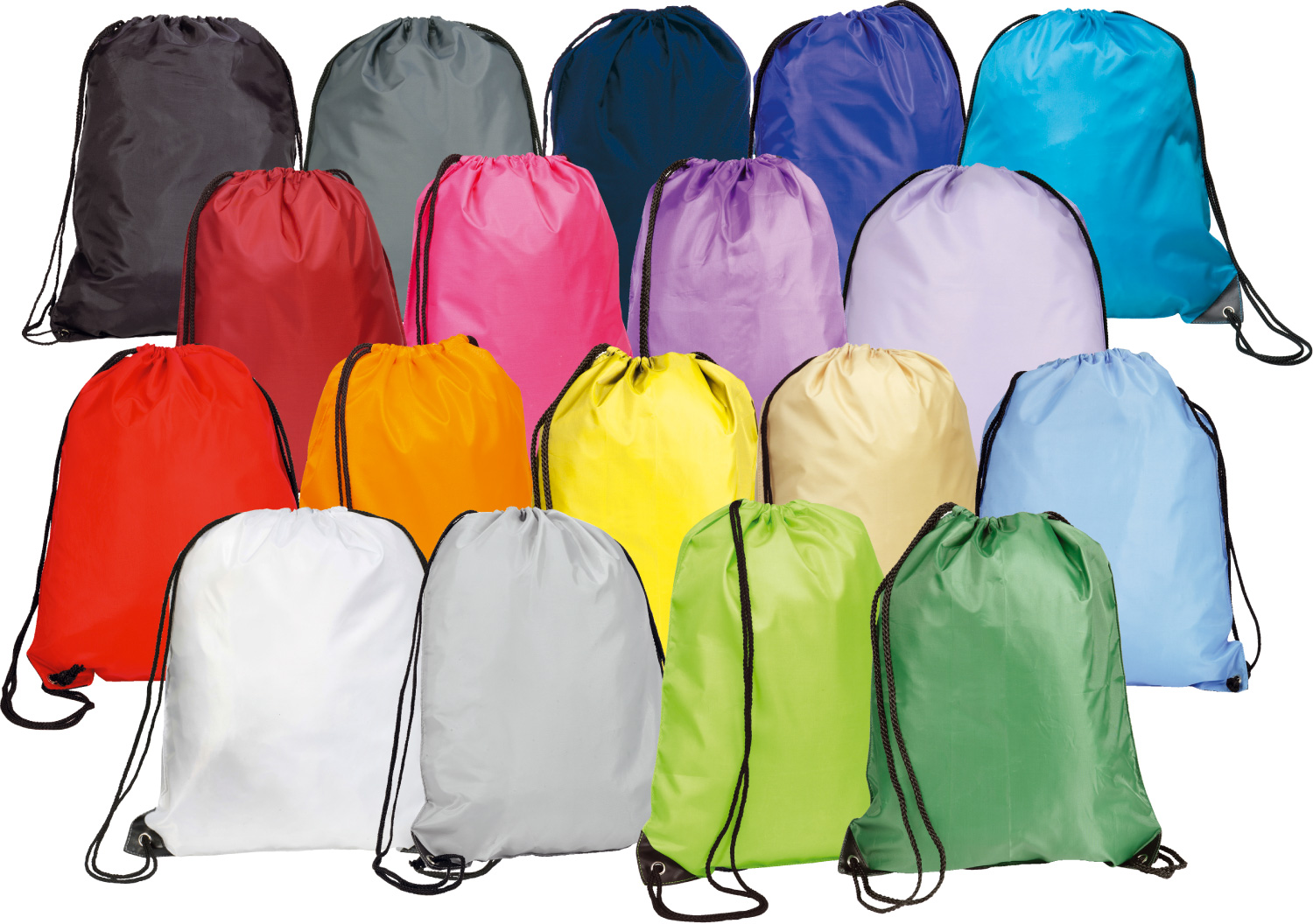 Nylon/Polyester Backpacks