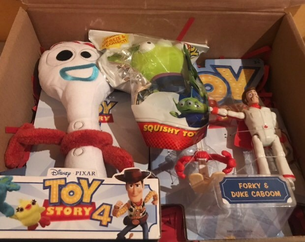 Toy Story Gift Box