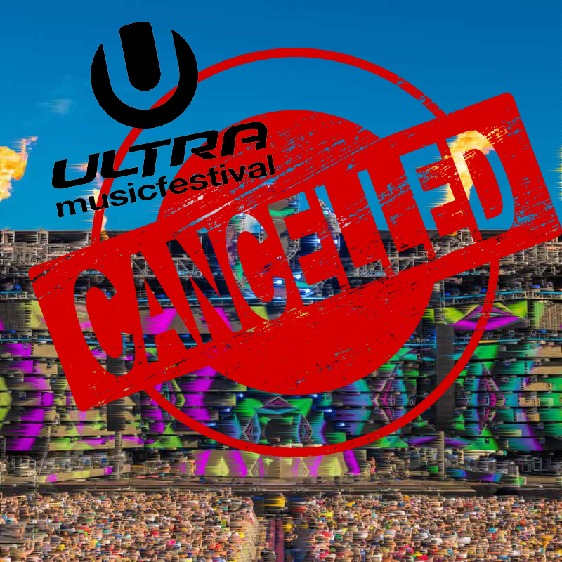 Statement from Ultra Music Festival
