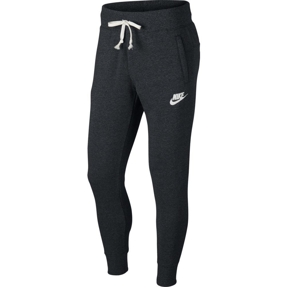 Nike Heritage Pant Charcoal Grey-White