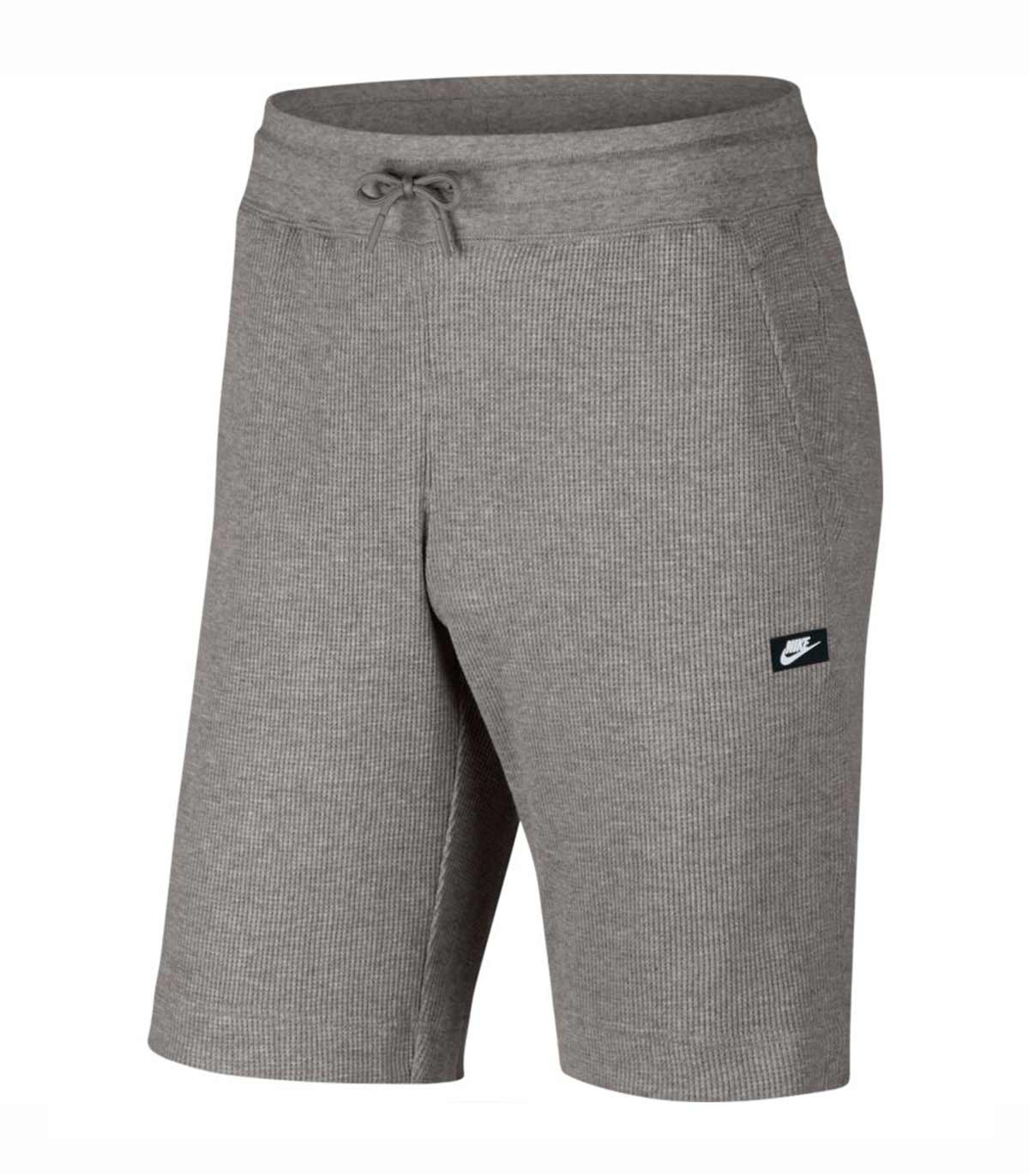 Nike NSW Waffle Short Grey-White-Black