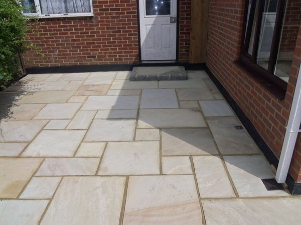 New patio Egham