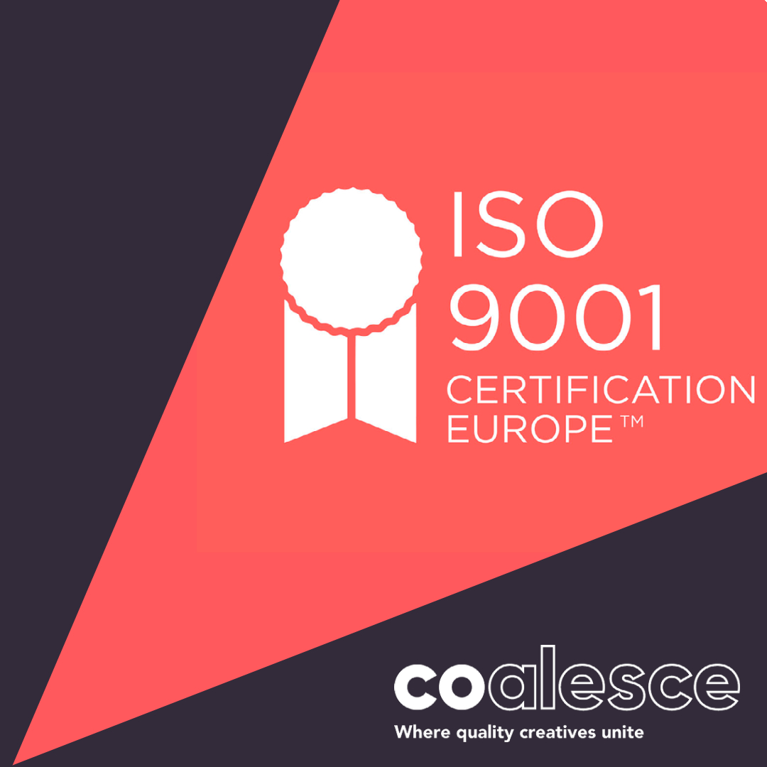 Achieving ISO9001:2015