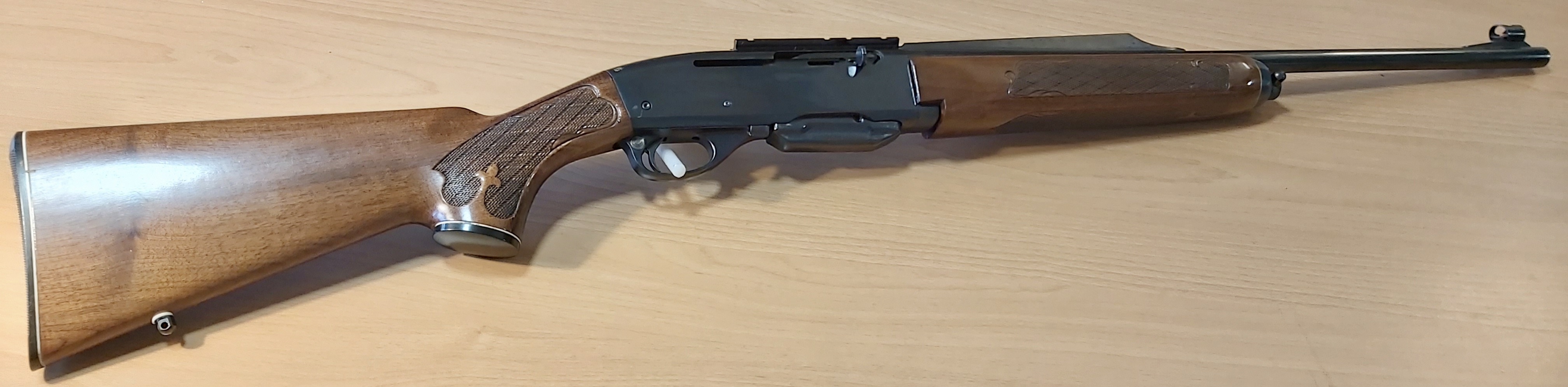 "Remington ""woodsmaster model 742"", cal .280,"
