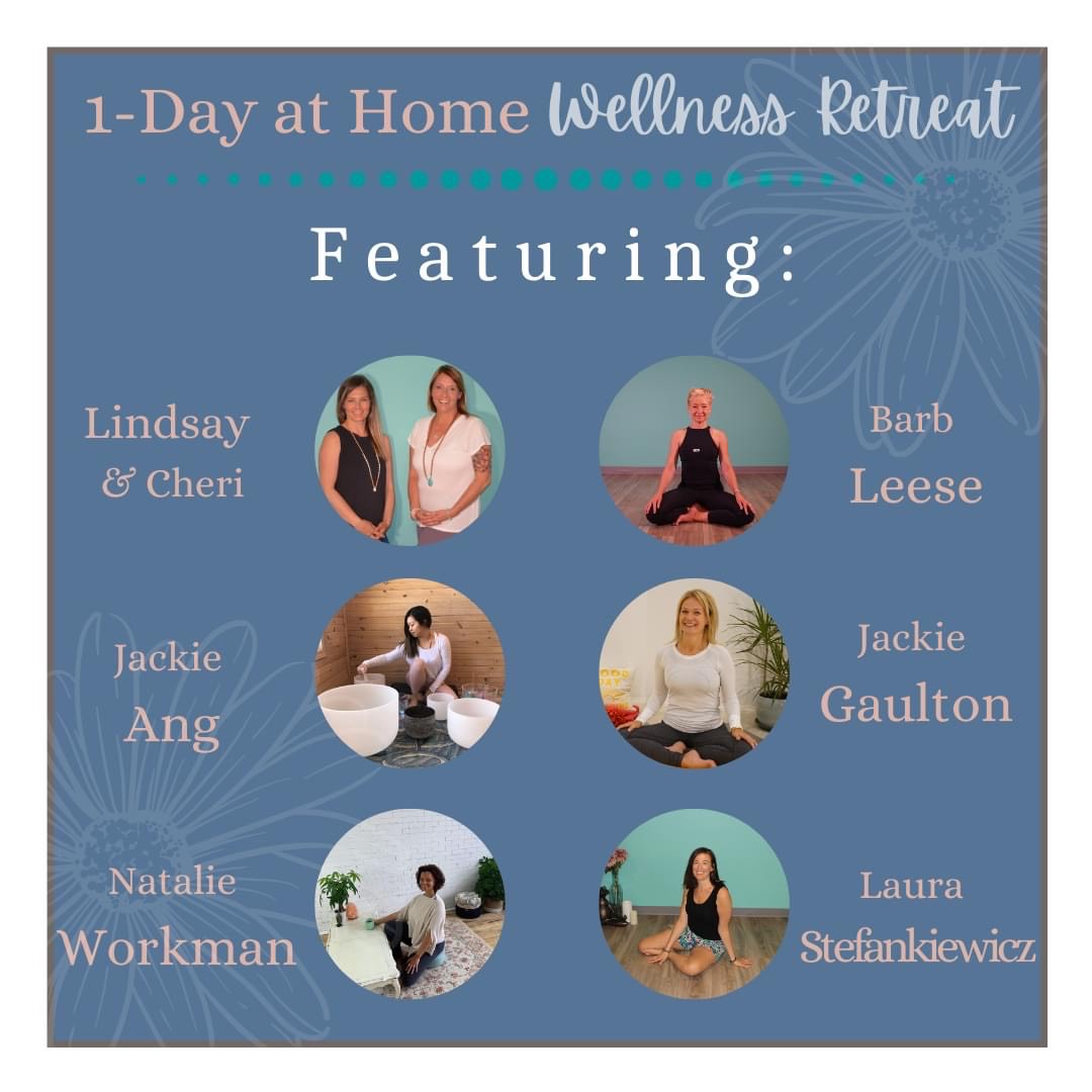 DO Something for YOU! One Day Wellness Virtual Retreat Saturday Dec.5th