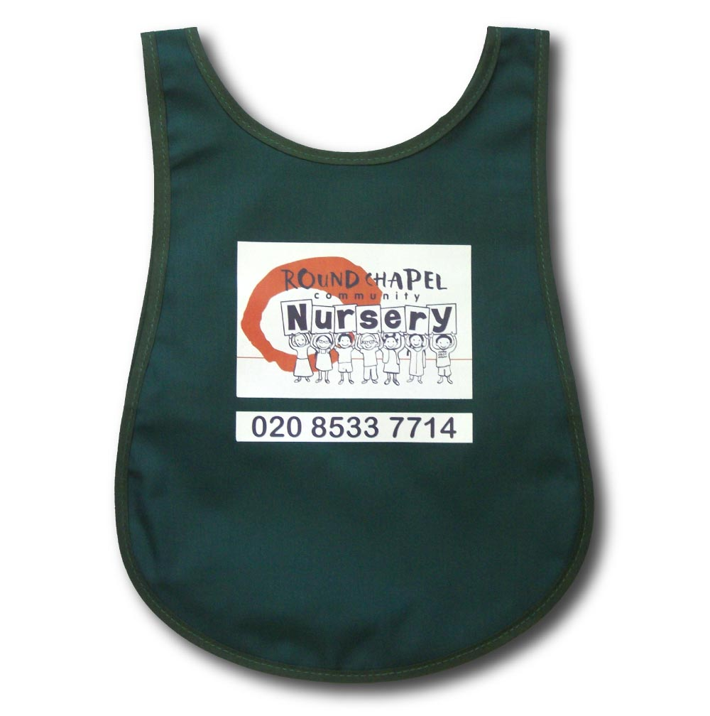Custom Printed Tabard For School Children