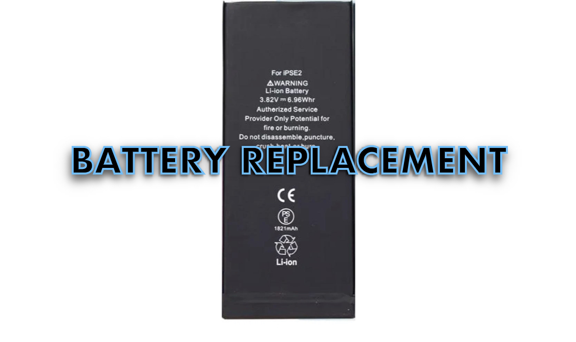iPhone SE 2020 Battery