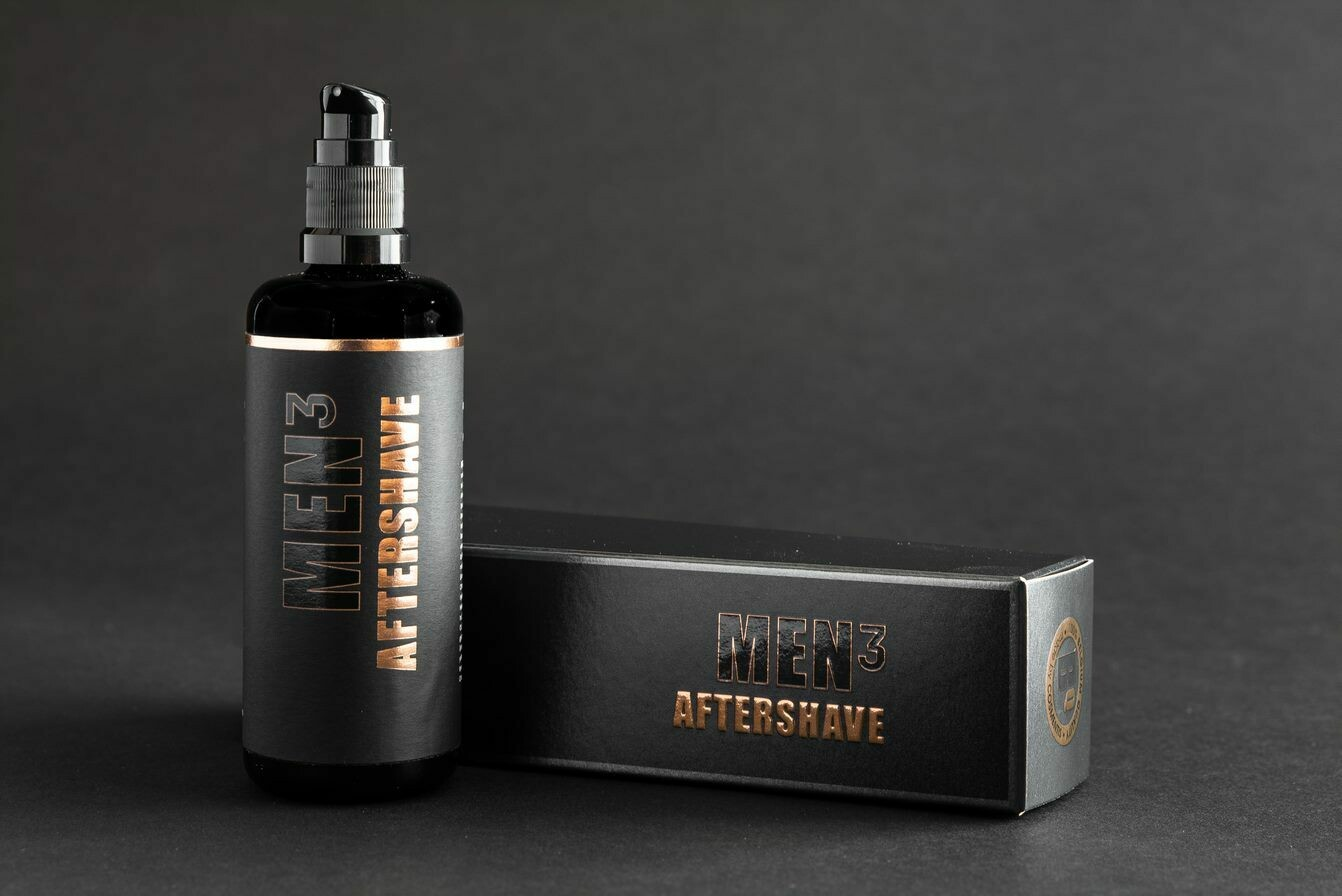 MEN³ Aftershave 100 ml