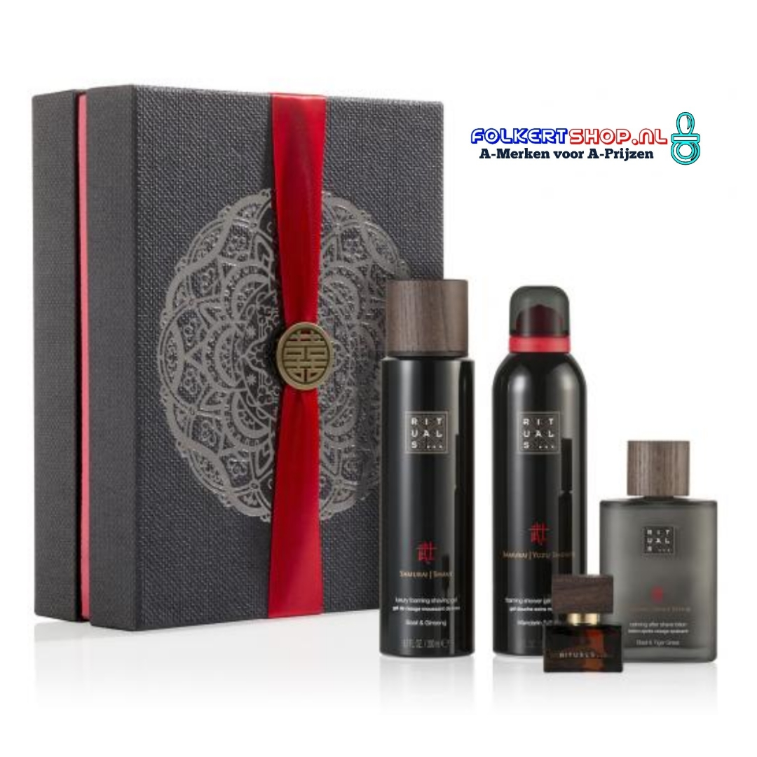 Rituals of Samurai giftbox L
