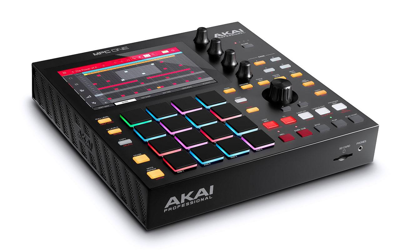 Akai MPC one is a game changer