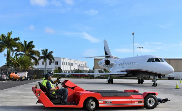 VBACE Report - Welcome to The Bahamas with Jet Nassau FBO